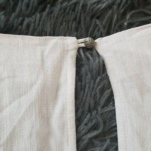 Signature8 Pants & Jumpsuits - SIGNATURE 8 LIGHT GRAY ROMPER